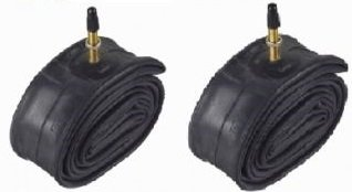 2x Sunchase 700x28//35c Bicycle Inner Tubes with Presta Valve