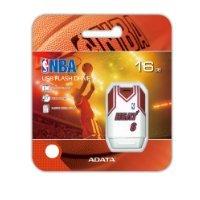 ADATA USA NBA Pro Series Miami Heat LeBron James 16 GB Flash Drive (APNBA-16G-HLJ)
