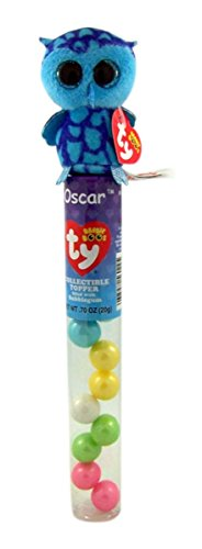 c001ea5158 Flix Candy Ty Beanie Boos Collectible Plush Topper Tube with ...