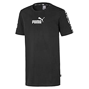 Puma Boys' Amplified Tee B T-Shirt