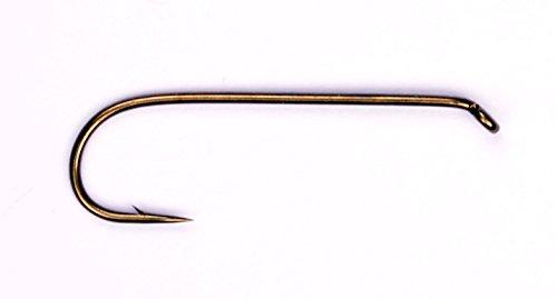 Daiichi 1280 Dry Fly Tying Hooks (#12 (1280-12-25))