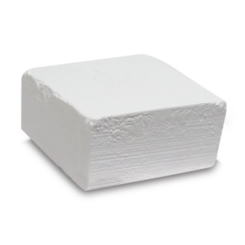 SPRI Chalk Block 2oz. (Single) for Gymnastics, Rock Climbing, Bouldering, Weight-Lifting,