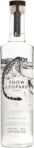 Snow Leopard Vodka - 700 ml