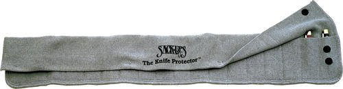 Sack-Ups Grey Knife Protector 18 Holds 18-3