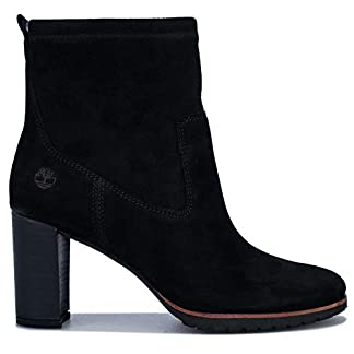 Timberland Leslie Anne Boots Black 9