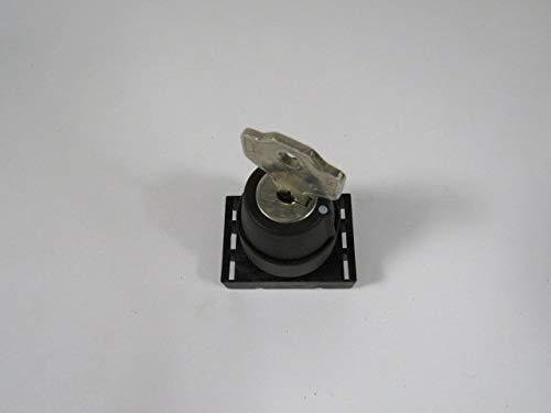 Lovato 8LP2T-S320 Key Selector Switch Operator 2-Position w//Key