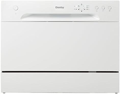 Danby DDW621WDB Countertop Dishwasher, W