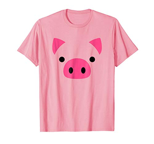 (Pig Face Costume Funny Chinese New Year 2019)