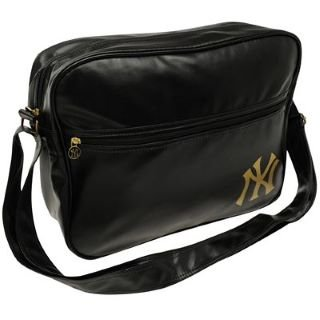 b93868a505 New York Yankees Flight Bag Black Gold -  Amazon.co.uk  Clothing