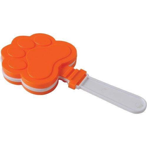 DollarItemDirect Pawprint CLAPPERS - Orange , Sold by 11 Dozens