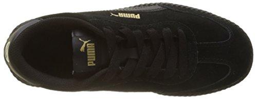 puma Basses puma Mixte Sneakers Black Astro 01 Adulte Puma Noir Black Cup qwxFzntnAO