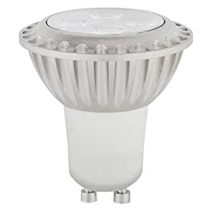 zenaro rsl10bt 5w5000ktd36 gu10 led lamp with gu10 bi pin base day light led household light. Black Bedroom Furniture Sets. Home Design Ideas