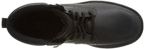 Caterpillar BRIDGEPORT Herren Chukka Boots Schwarz (Black)