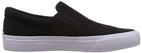 DC Trase Slip-ON T M Shoe, Men's Low-Top Sneakers Black - Schwarz (001)