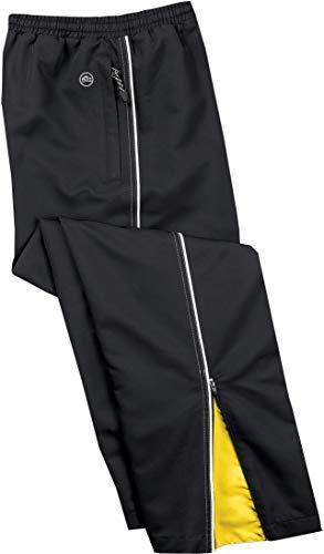 Ladies Blaze Mesh Jacket - Stormtech Women's Blaze Twill Pant - STXP-1W, BLACK/603 Sundance/White, XX-Large