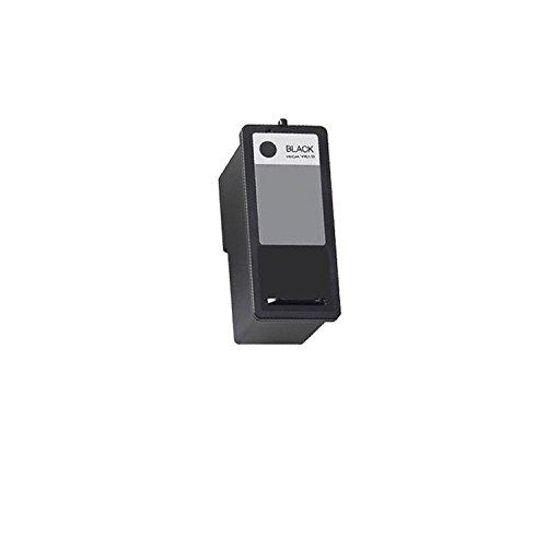 1-Pack (BLACK Only) DELL Remanufactured DELL (Series 9) MK992 Black Ink Cartridges for DELL 926, V305, V305W Printers