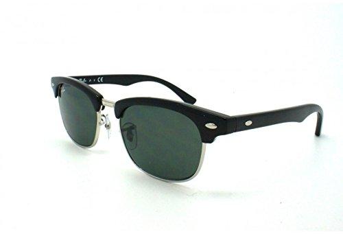 Sonnenbrille für Kinder Ray Ban schwarz RJ 9050S 100 71 45 16 ... 3efe06be6e1
