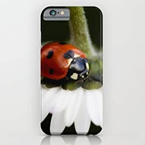 Society6 - Ladybugs And Daisies iPhone 6 Case by Falko Follert Art-FF77