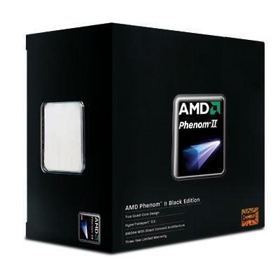 AMD HDZ965FBGIBOX Phenom II X4 965 3.4GHZ Central Processing Unit -