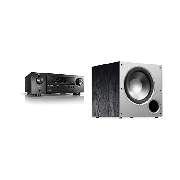 Denon AV Receiver Audio & Video Component Receiver (AVRS540BT)