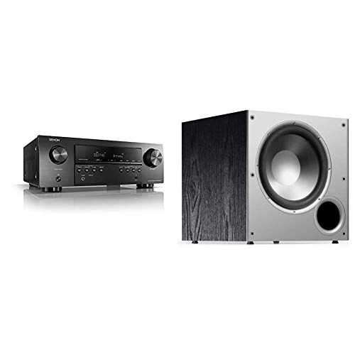 Denon AV Receiver Audio & Video Component Receiver (AVRS540BT)
