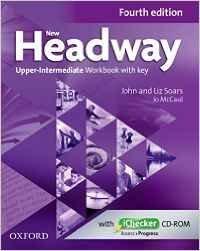 New Headway: Upper-Intermediate : Workbook + Ichecker with K