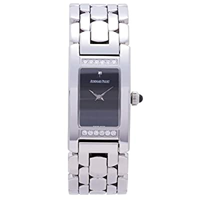 Audemars Piguet Promesse Quartz Female Watch 67259ST.ZZ.1156ST.02 (Certified Pre-Owned) from Audemars Piguet