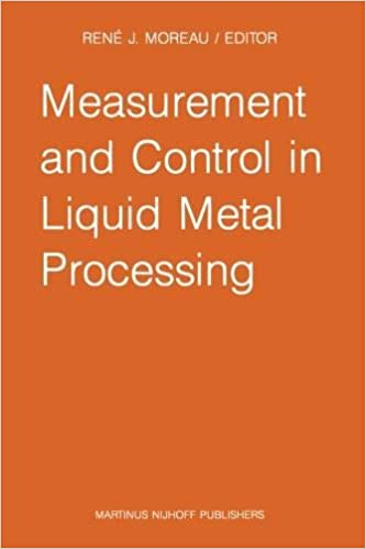 Descargar Torrent La Libreria Measurement And Control In Liquid Metal Processing Como PDF
