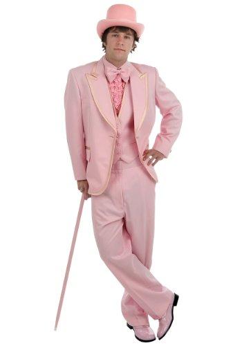 Fun Costumes Men's Pink Tuxedo (Breakfast At Tiffany's Costume Male)