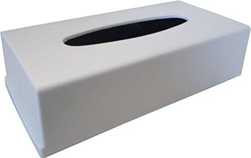 いけだ ティッシュケース ロッキングティッシュボックス ホワイト 66015