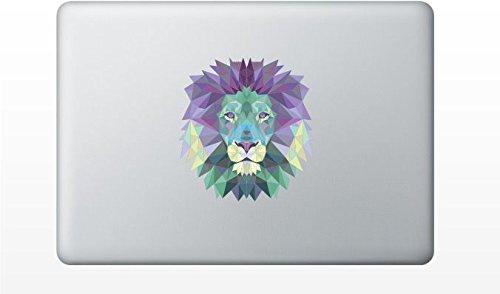 Apple Lion Battery - MacBook Lion Head Decal Sticker Pro Air 11 13 15 17