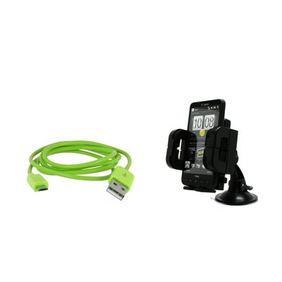 empire-htc-evo-4g-lte-3-1-2-usb-data-cable-neon-green-car-dashboard-mount-empire-packaging