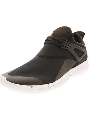 Nike Air Jordan Fly 89 Mens Trainers 940267 Sneakers Shoes (UK 9 US 10 EU 44, Black White 010) (Best Air Jordan Shoes)