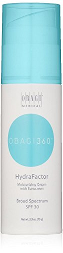 New Obagi360 HydraFactor Broad Spectrum SPF 30 2.5 oz 75 g. Sealed Fresh - Obagi Spf 30 Sunscreen