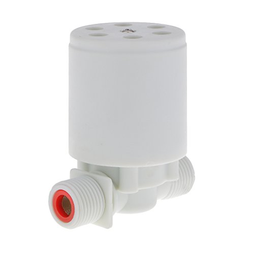 MagiDeal 1/2'' Automatic Water Level Control Valve Water Tower Water Tank Float Valve