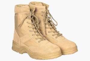 McAllister-al aire libre-botas 41