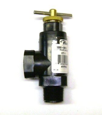 "Hypro 3/4"" 150PSI Pressure Regulating Relief Valve (3300-0015) from Hypro"