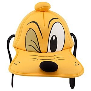 Disney Mickey Mouse Pluto Dog Baseball Cap Hat Adult