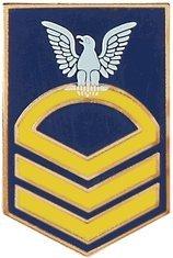 Iraqi Freedom Medal (E-7/CPO Lapel Pin)