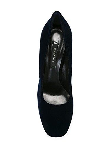 Femme Casadei Suède 1F184E120C480140 Escarpins Noir qZZ1w6