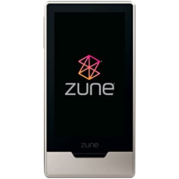 Zune HD 32 GB Video MP3 Player (Platinum)