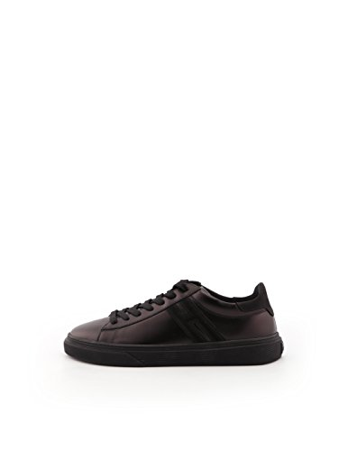 HXM3400J300C8KB999 Black Sneakers Hogan Men's Leather XqOPn5w