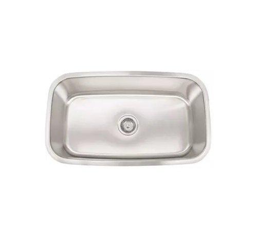 Frigidaire FR3118-D9 sinksinksteel Premium Collection 16-Gauge Undermount Single Basin Stainless Steel Kitchen Sink