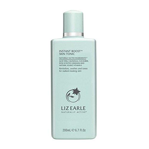 リズアールインスタントブーストスキントニックボトル200ミリリットル x2 - Liz Earle Instant Boost Skin Tonic Bottle 200ml (Pack of 2) [並行輸入品] B071RN6P6Z