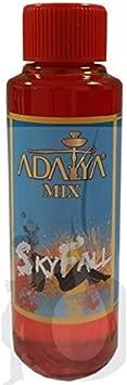 Melaza Adalya Sky Fall para shisha SIN NICOTINA - Sabor: Melon dulce, Melocotón y Sandía (170 ml) - Sustitutivo de tabaco sin nicotina para cachimba