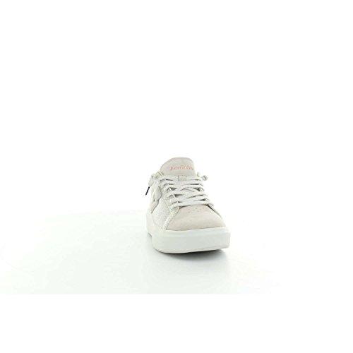 Impressions Denim Grigio W Donna Leggenda Eu Pelle Sneakers Lotto 38 Hwtqx6vEt