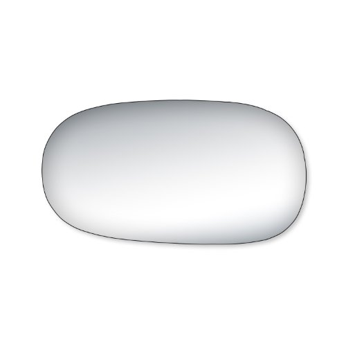 Toyota Corolla Driver Mirror - Fit System 99123 Toyota Corolla Driver/Passenger Side Replacement Mirror Glass