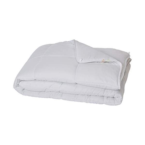 Linenspa All-Season Reversible Down Alternative Quilted Comforter – Hypoallergenic – Plush Microfiber Fill – Machine Washable – Duvet Insert or Stand-Alone Comforter