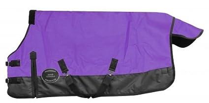 Showman Mini//Foal Size 36-40 Waterproof 1200 Denier Turnout Blanket
