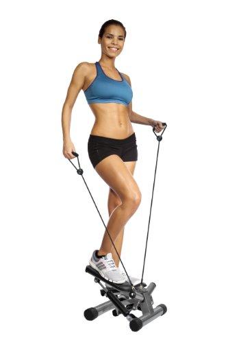 Body Sculpture BS1320 - Máquina de Step para Fitness, Color Plata ...
